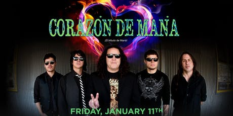 Corazon De Mana - Tribute to Mana tickets