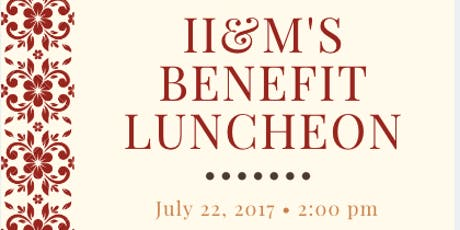 The Initiative on Islam and Medicine (II&M)'s 2nd LA Benefit Luncheon tickets