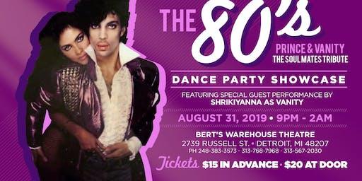 Prince & Vanity 80's Party