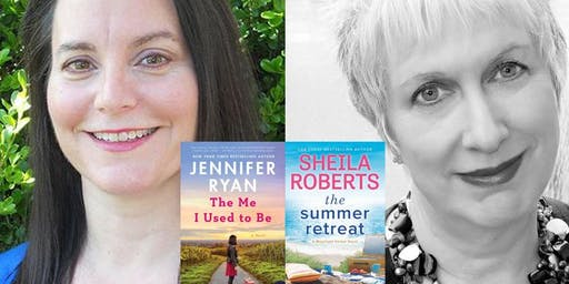 FREE EVENT WITH JENNIFER RYAN & SHEILA ROBERTS