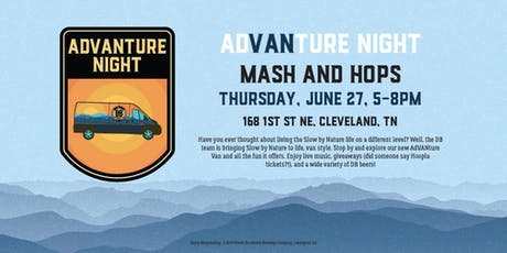 AdVANture Van Night tickets