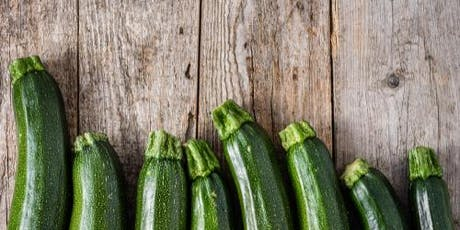 Veggies 3 Ways: Got Zucchini? tickets