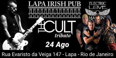 The CULT tributo na LAPA