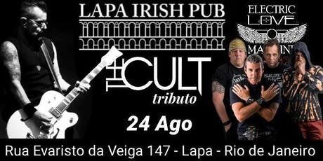 The CULT tributo na LAPA ingressos