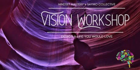 Vision Workshop @ SAYMO Collective tickets
