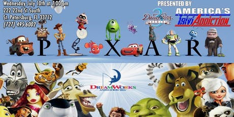3 Daughters Brewing Presents: Pixar & Dreamworks trivia! tickets