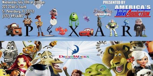 3 Daughters Brewing Presents: Pixar & Dreamworks trivia!