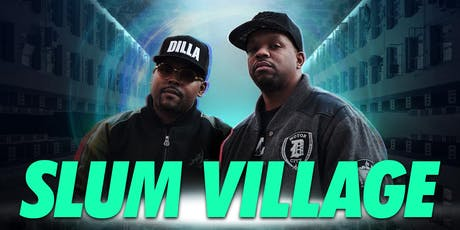 Slum Village Tour in Miami Beach 8/18/19 tickets