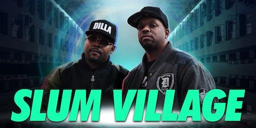 Slum Village Tour in Miami Beach 8/18/19