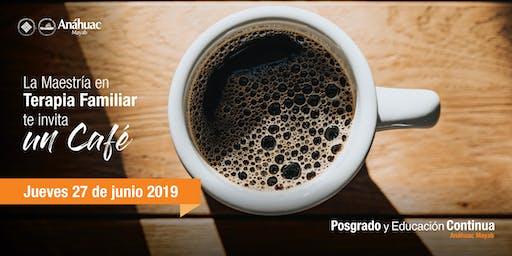 Café Informativo - Terapia Familiar