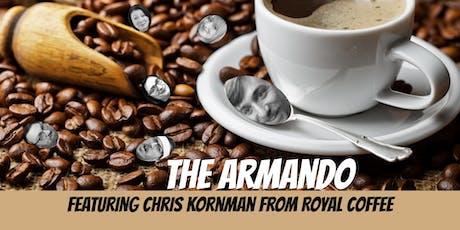The Armando Improv Show tickets