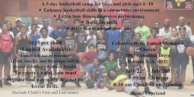#StayTrue Youth Basketball Camp ($125)