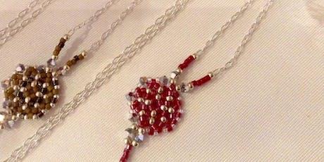 Fabrication de bijoux tissés ou brodés avec des perles japonaises MIYUKI billets