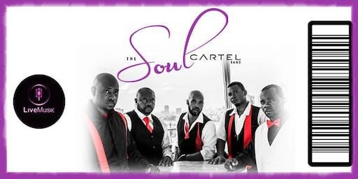 The Soul Cartel Band @ Corshells Restaurant & Lounge