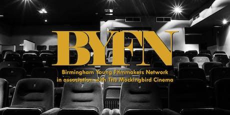 Birmingham Young Filmmakers Network Launch tickets