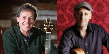 Peppino D'Agostino and Adam Rafferty tickets