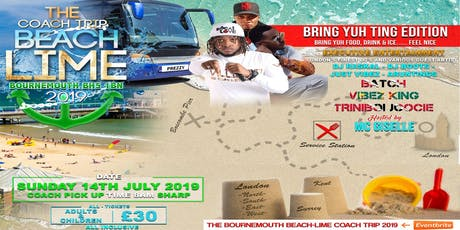 Beachlime Bournemouth tickets