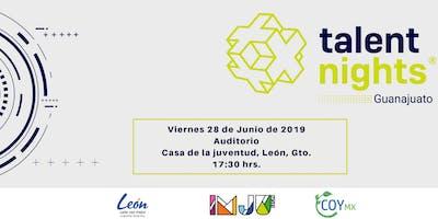 Talent Night Guanajuato Junio 2019