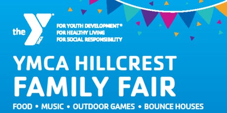 Hillcrest YMCA Summer Carnival tickets