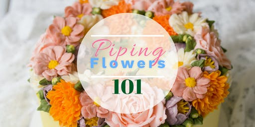 Piping Flowers 101