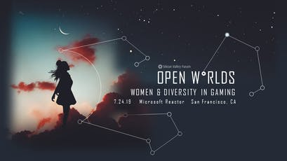 Open Worlds: Women and Diversity in Gaming tickets
