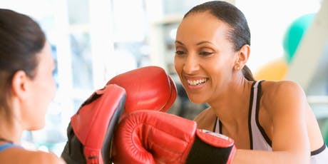 Women's Boxing for Fitness High Intensity Class tickets