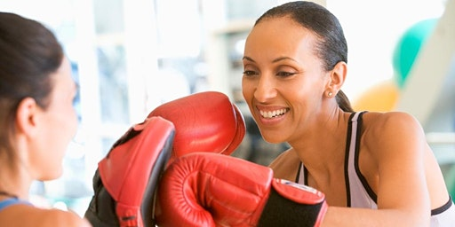 Women's Boxing for Fitness High Intensity Class