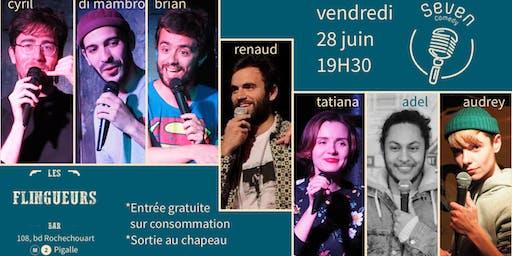 Seven Comedy Club N°25