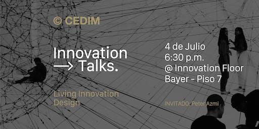 CEDIM Innovation Talks | Living Innovation Design