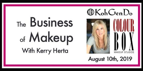 The Business of Makeup, A Pro's Approach to Success tickets