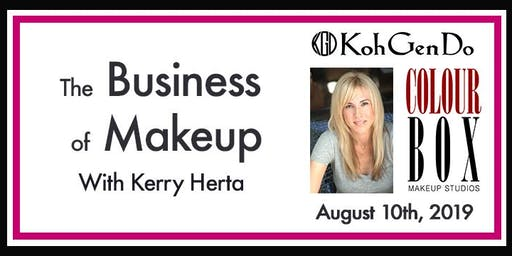 The Business of Makeup, A Pro's Approach to Success