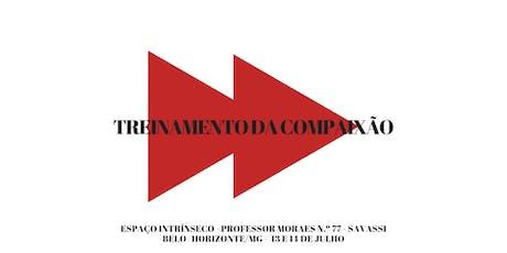 Treinamento da Compaixão - Belo Horizonte ingressos
