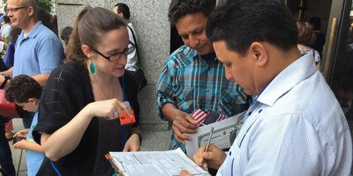 New Americans Voter Registration Drive
