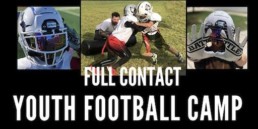 Vikn Sports Contact Camp