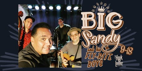 Big Sandy & His Fly-Rite Boys tickets