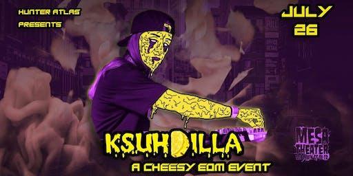 Ksuhdilla, A Cheesy EDM Event