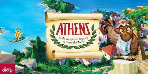St. John's Presbyterian Church Vacation Bible School: Athens