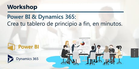 Workshop Dynamics 365 & PowerBi boletos