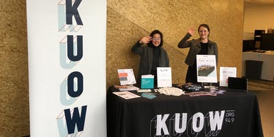 KUOW Volunteer Orientation - July