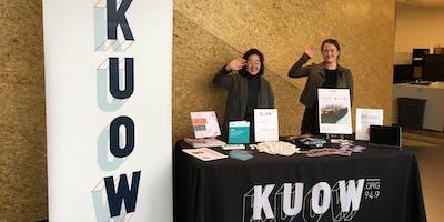 KUOW Volunteer Orientation - July