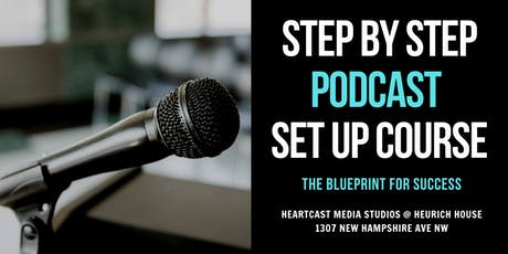 Podcast Set Up Workshop : Everything You Need to Know tickets