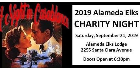 2019 Charity Night - A Night In Casablanca tickets