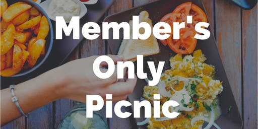 Members Only Picnic