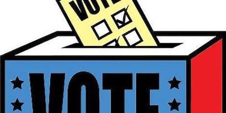 District 2 Candidates Forum tickets