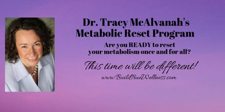 Reset Your Metabolism, Change your Life!  Free Seminar tickets