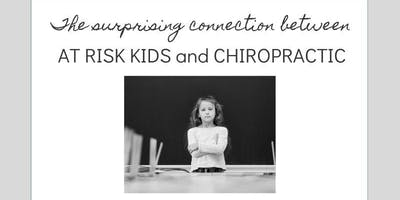 Can Chiropractic help at risk kids?