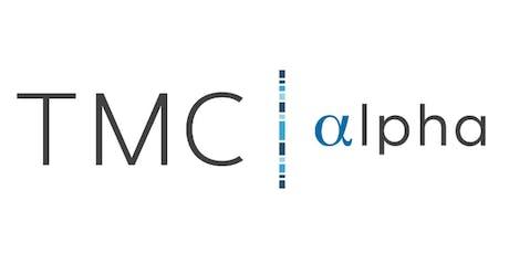 TMC | alpha -Monthly Program Dates tickets