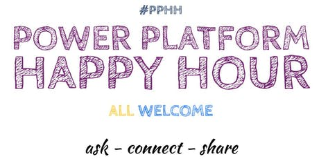 Power Platform Happy Hour boletos