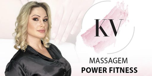 CURSO MASSAGEM POWER FITNESS - KATIA VAZ