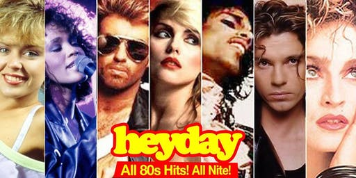 Heyday '80s Dance Party